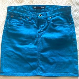 Ralph Lauren Sport Denim Skirt Sz 27